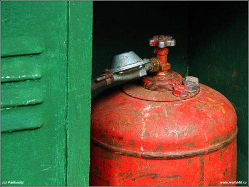 Где заправить газовый баллон в Клину
